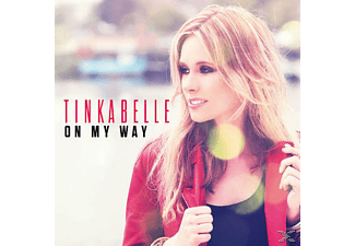 TinkaBelle - On My Way - (CD)