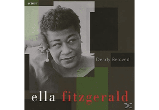 Ella Fitzgerald - Dearly Beloved - (CD)