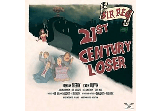 Sir Reg - 21st Century Loser - (CD)