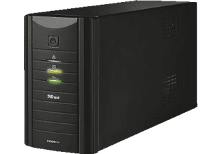 TRUST 18021 Oxxtron 1000VA UPS with standard power outlet