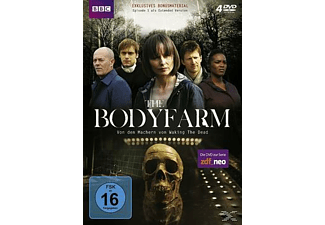 The Body Farm - (DVD)