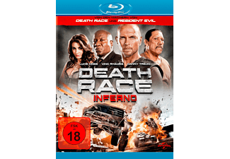Death Race: Inferno - (Blu-ray)
