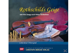 Rothschilds Geige - 1 CD - Literatur/Klassiker