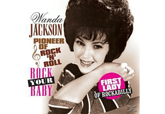 Wanda Jackson - Rock Your Baby - (Vinyl)