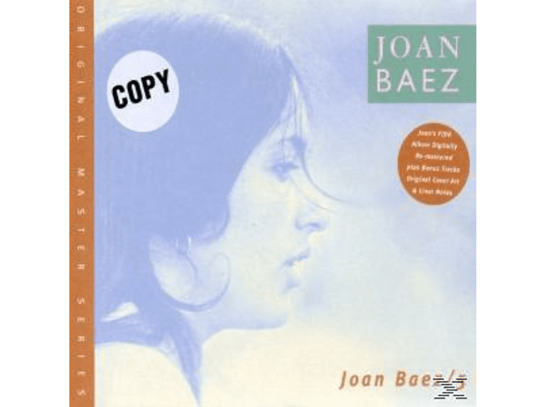 Joan Baez - Joan Baez/5 [CD]