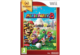 Wii Selects: Mario Party 8 Nintendo Wii