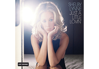 Shelby Lynne - Just A Little Lovin CD