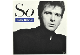 Peter Gabriel - So (25th Anniversary Edition) | CD
