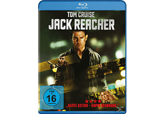 Jack Reacher Action Blu-ray