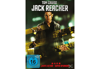 Jack Reacher Action DVD