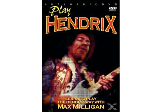 Play Hendrix - Learn To Play Hendrix - (DVD)