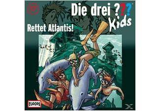 SONY MUSIC ENTERTAINMENT (GER) Die drei ??? Kids 17: Rettet Atlantis!