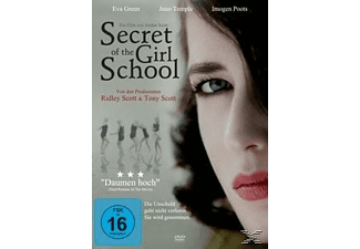 Secret of the Girl School - (DVD)