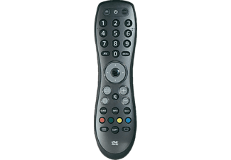 ONE FOR ALL URC6420 TV-Fernbedienung Easy & Robust 2 in 1