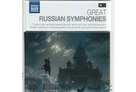 VARIOUS - Grosse Russische Symphonien [CD]
