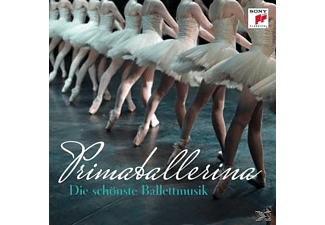 Barry Wordsworth, VARIOUS - Prima Ballerina-Die Schönste Ballettmusik - (CD)