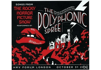 The Polyphonic Spree - Songs From The Rocky Horror Picture Show Live - (CD)