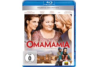 Omamamia (Majestic Collection) - (Blu-ray)