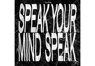 D.A.S. - Speak Your Mind Speak - (CD)