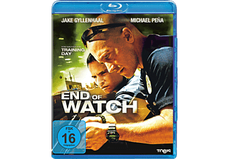 End of Watch - (Blu-ray)