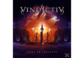 Vindictiv - Cage Of Infinity - (CD)