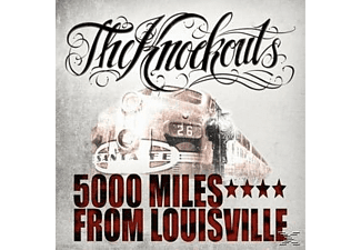 The Knockouts - 5000 Miles From Louisville - (Vinyl)