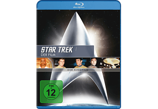 Star Trek 1 - Der Film (Remastered) - (Blu-ray)