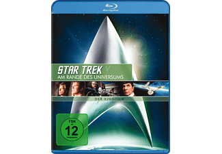 Star Trek 5 - Am Rande des Universums (Remastered) [Blu-ray]
