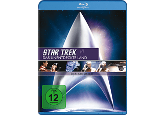 Star Trek 6 - Das unentdeckte Land (Remastered) - (Blu-ray)