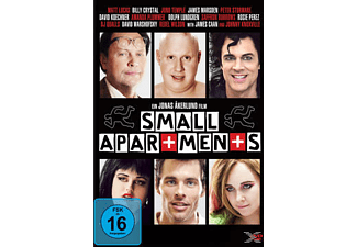 Small Apartments - (DVD)