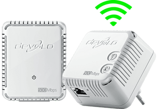 DEVOLO 9083 dLAN® 500 WiFi Starter Kit, Powerline Adapter