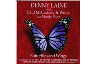 Denny Laine - Butterflies And Wings [CD]