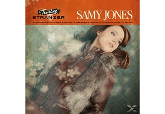 Samy Jones - Traveling Stranger [CD]