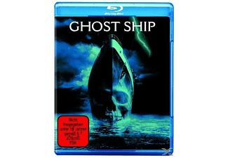 Ghost Ship Horror Blu-ray