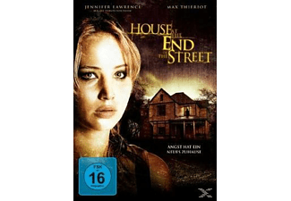 House at the End of the Street Horror DVD