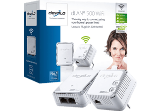 DEVOLO 9089 dLAN® 500 WiFi Starter Kit