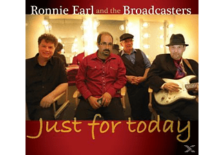 Ronnie Earl - Just For Today - (CD)