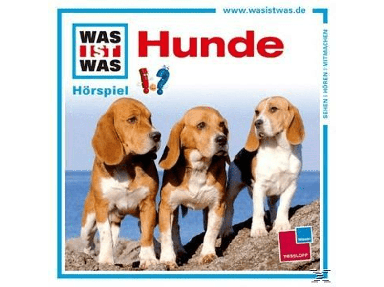 WAS IST WAS: Hunde - (CD)