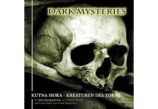 Dark Mysteries 06: Kutna Hora - Kreaturen des Zorns - 1 CD - Horror