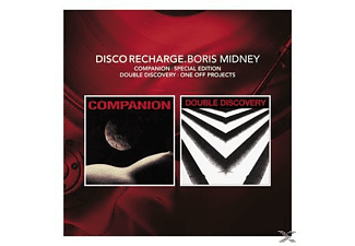Companion, Double Discovery - Companion - Double Discovery - (CD)