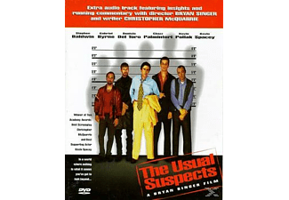 The Usual Suspects DVD