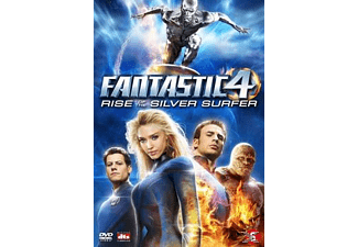 Fantastic 4 - Rise Of The Silver Surfer | DVD