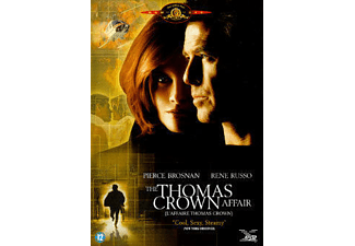 L'Affaire Thomas Crown Blu-ray