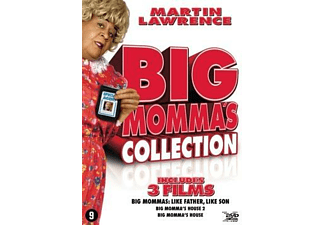 Big Momma's Collection DVD