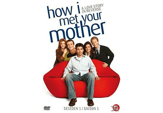 How I Met Your Mother Saison 1 Série TV