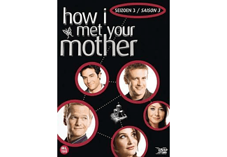 How I Met Your Mother - Seizoen 3 - DVD