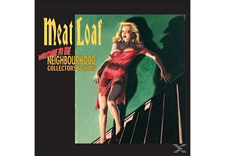 Meat Loaf - WELCOME TO THE NEIGHBOURHOOD (COLLECTOR S EDITION) - (CD + DVD Video)
