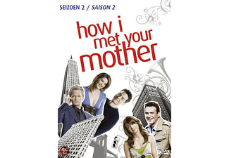 How I Met Your Mother - Seizoen 2 - DVD