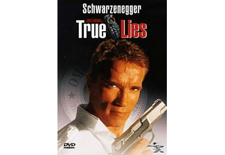 True Lies DVD