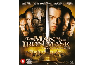 Man in the Iron Mask Blu-ray